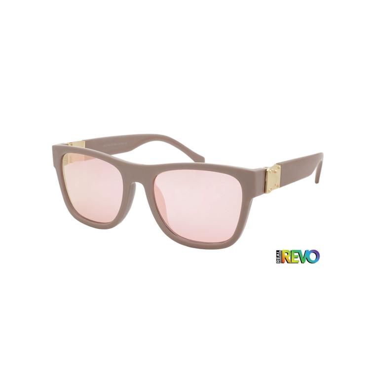 Wholesale Assorted Colors Polycarbonate UV400 Square Fashion Sunglasses Women | 1 Dozen with Tags | DS264