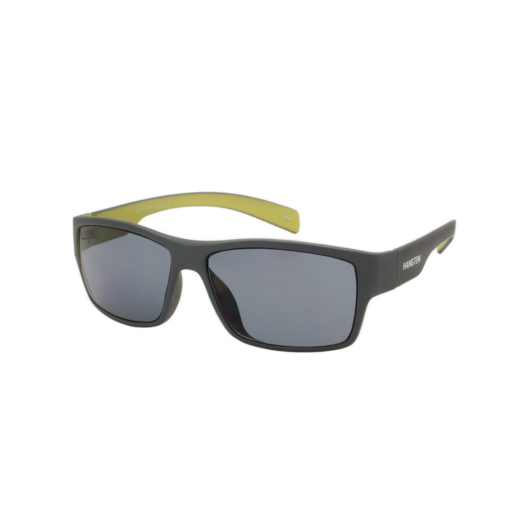 Wholesale Hang Ten Color Polycarbonate UV400 Sport Sunglasses Men | 1 Inner with Tags | HT31A