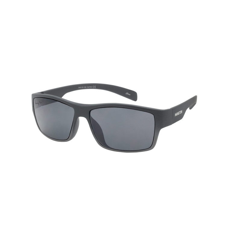 Wholesale Hang Ten Color Polycarbonate UV400 Sport Sunglasses Men | 1 Inner with Tags | HT31B