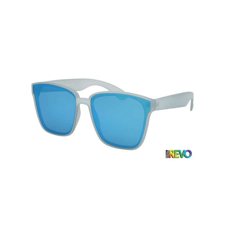 Wholesale Assorted Colors Polycarbonate UV400 Square Fashion Sunglasses Women   1 Dozen with Tags   DS280