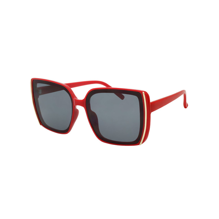 Wholesale Assorted Colors Plastic UV400 Dazey Shades Butterfly Fashion Sunglasses Womens Bulk | 1 Dozen with Tags | DS267