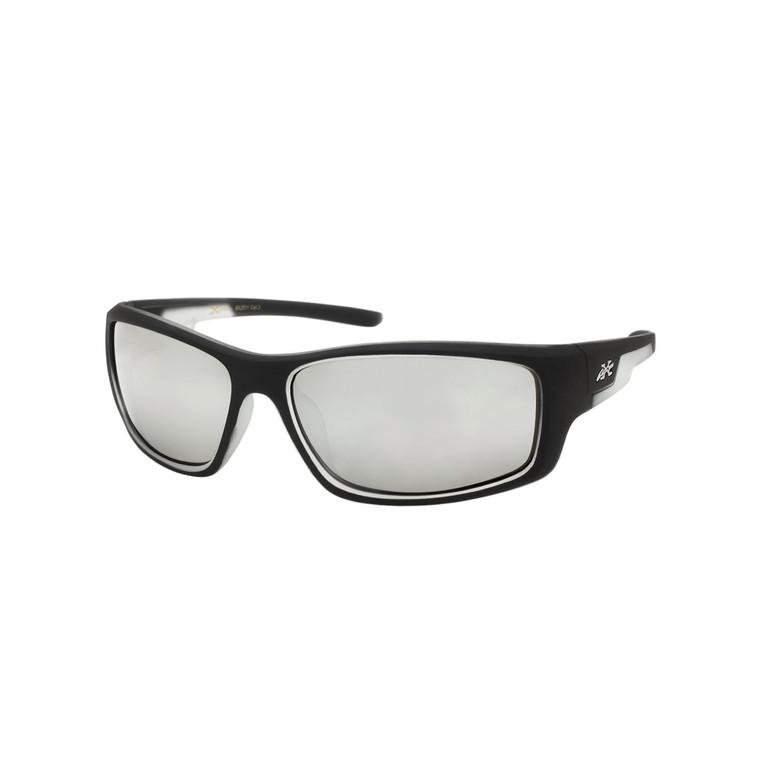 Wholesale Assorted Colors Polycarbonate XLoop UV400  Sport Sunglasses Men Bulk   1 Dozen with Tags   8X2511