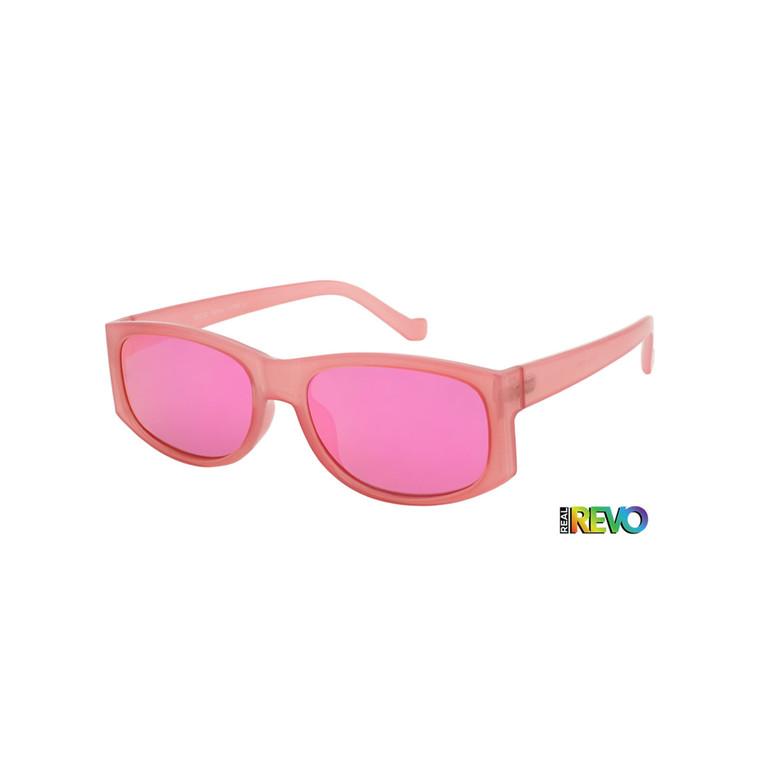 Wholesale Assorted Colors Polycarbonate UV400 Square Fashion Sunglasses Women | 1 Dozen with Tags | DS291