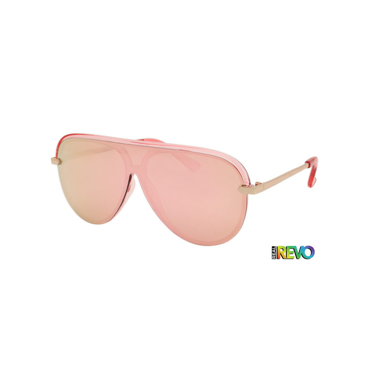 Wholesale Assorted Colors Metal UV400 Aviator Fashion Sunglasses Women | 1 Dozen with Tags | DS205