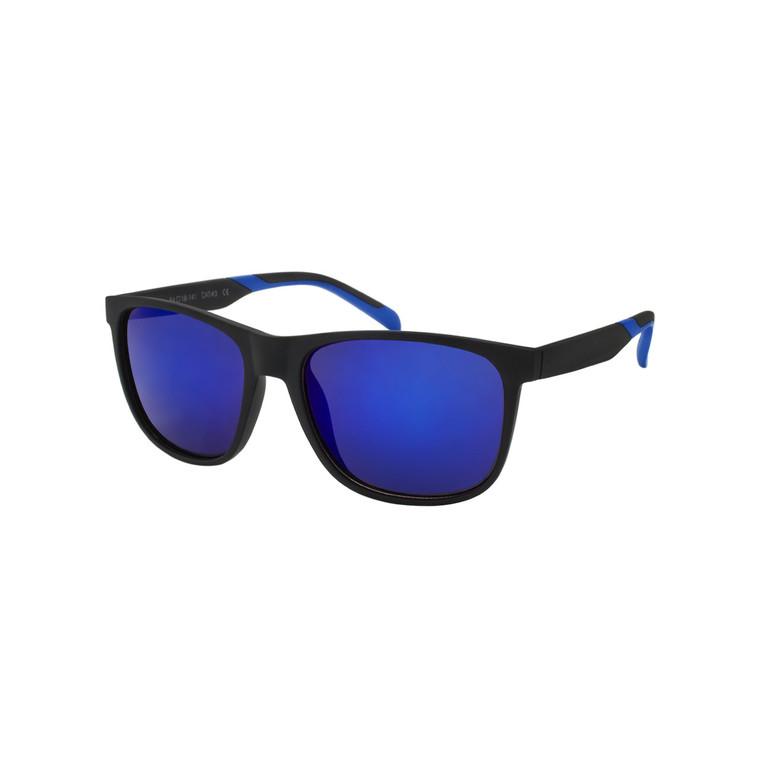 Wholesale Assorted Colors Polycarbonate UV400 Square Sunglasses Men   1 Dozen with Tags   WCL40
