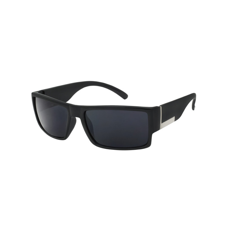 Wholesale Polycarbonate UV400 Square Sport Sunglasses Men | CH23POL