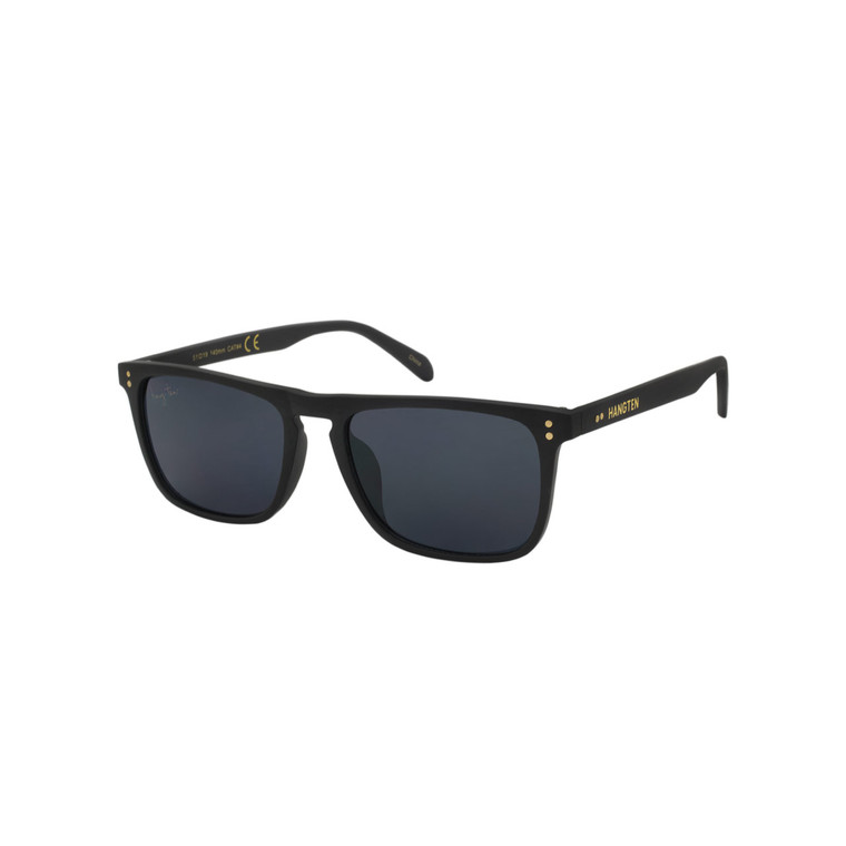 Wholesale Hang Ten Polycarbonate UV400 Square Sunglasses Men   1 Inner with Tags   HT35A