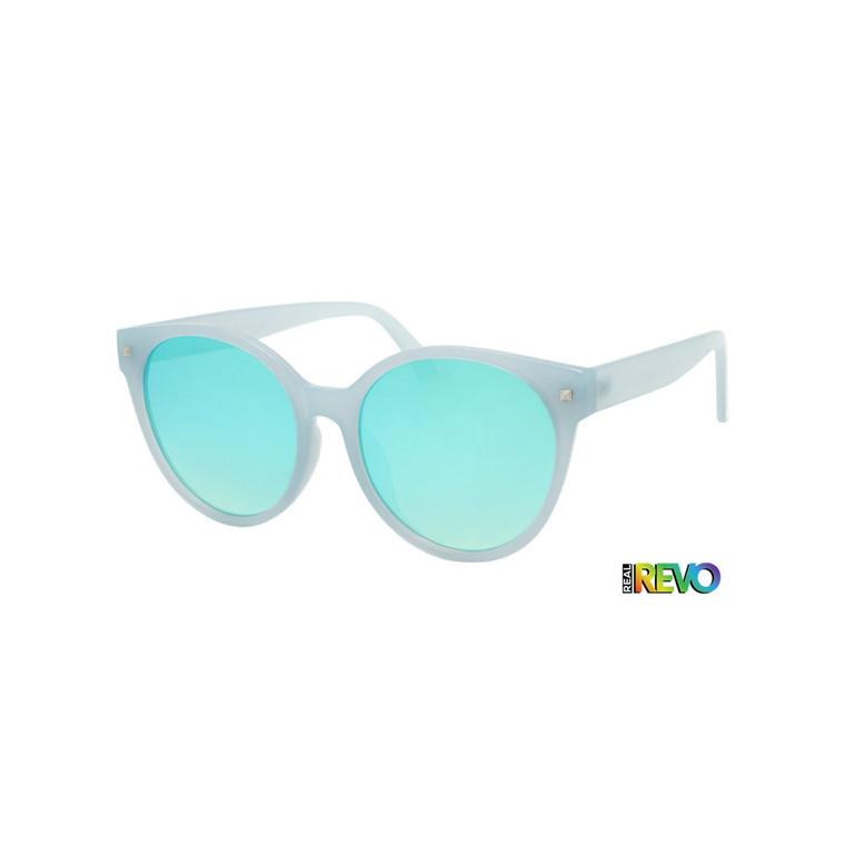 Wholesale Polycarbonate Assorted Colors UV400 Square Fashion Sunglasses Women | 1 Dozen with Tags | DS299