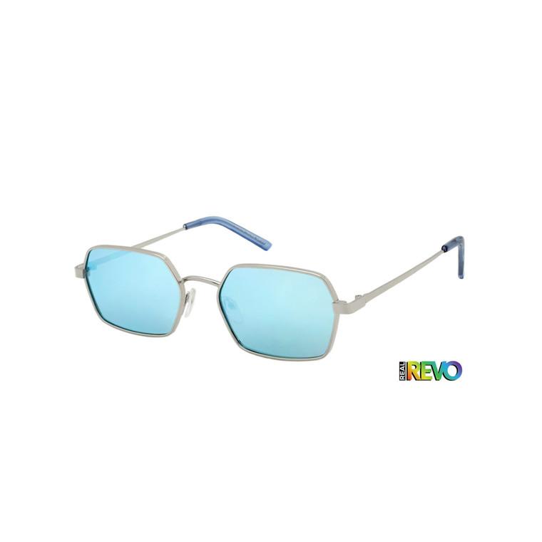 Wholesale Polycarbonate Assorted Colors UV400 Square Metal Fashion Sunglasses Women | 1 Dozen with Tags | DS292