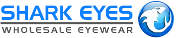 Shark Eyes Logo