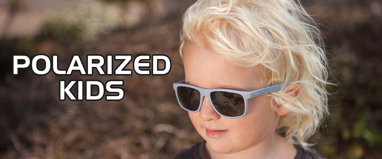 polarized kids wholesale shark eyes