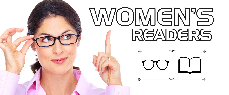 Wholesale Women Reading Glasses - Bulk Readers