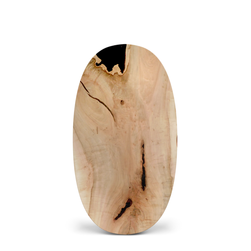 Oval with Straight or Miter edge 84 x 43