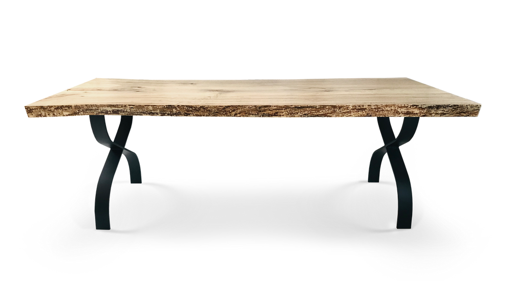 "194 84"" Maple Dining Table"