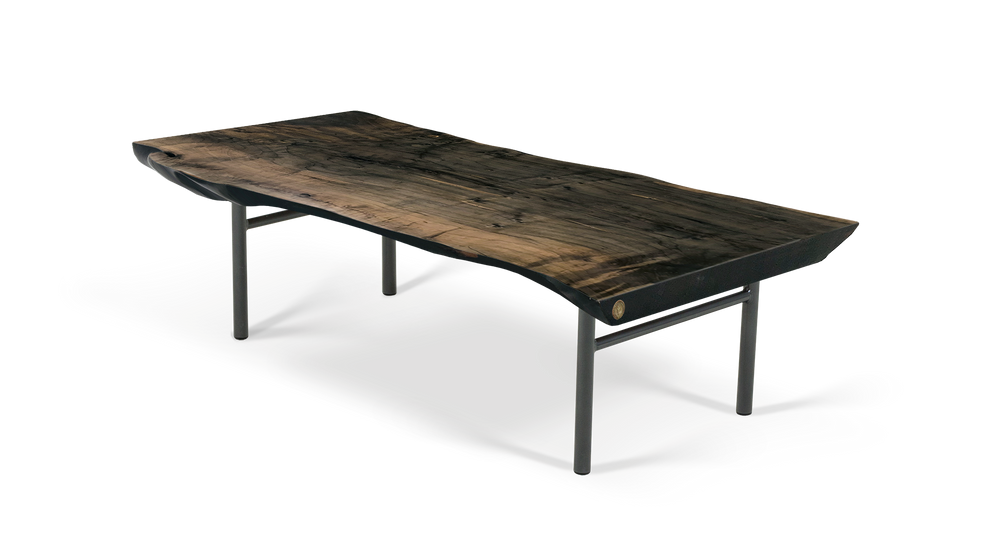 273 Coffee Table in Ebonized Maple