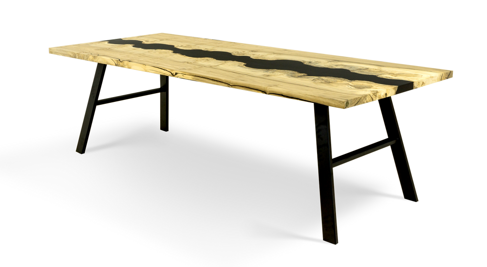 "96"" Mappa River Dining Table 837"