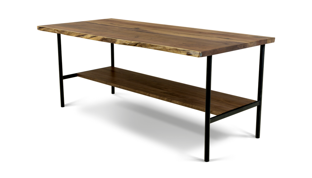 244 Walnut Kitchen Island