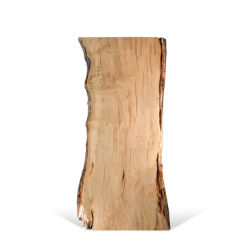 Natural with Two Live Edges 72 x 34