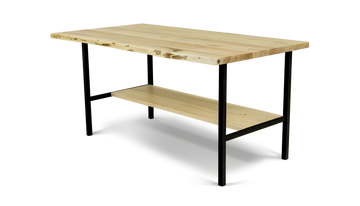 899 Brown Maple Kitchen Island