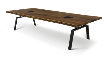 989 Walnut Conference Table
