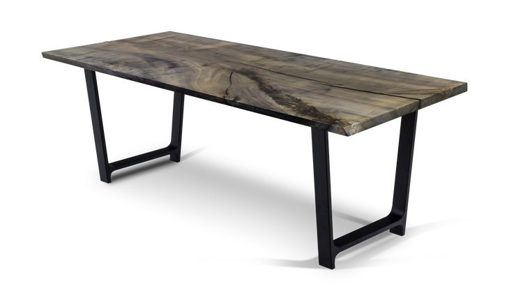 Custom Straight Edge Dining Table