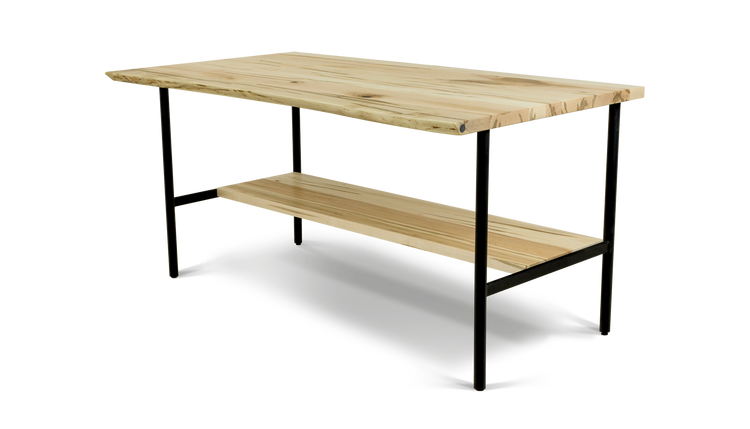 898 Ambrosia Maple Kitchen Island