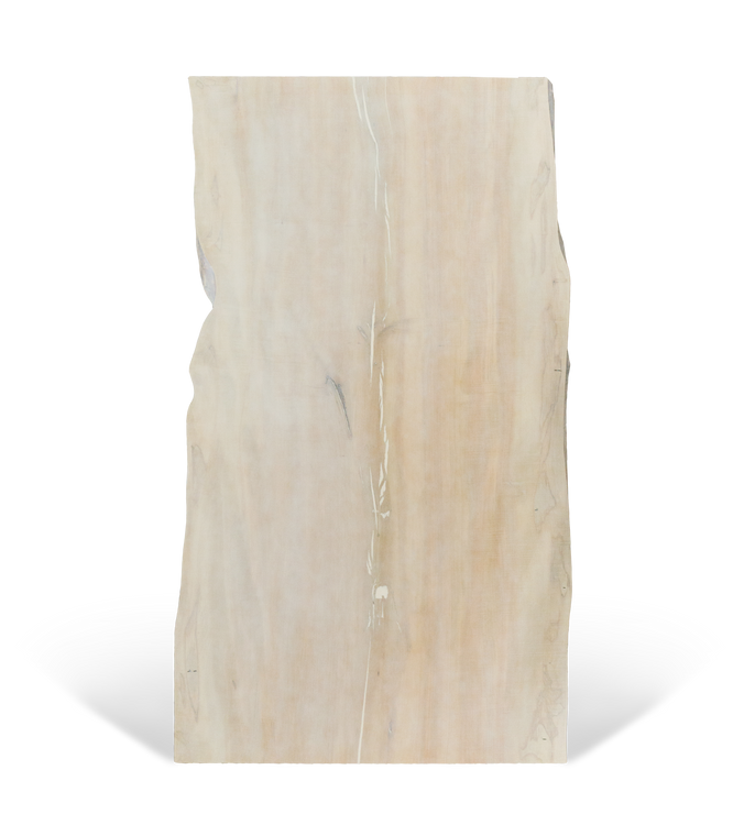 "525 Gold Grade Whitewashed Maple 84"" x 48"""