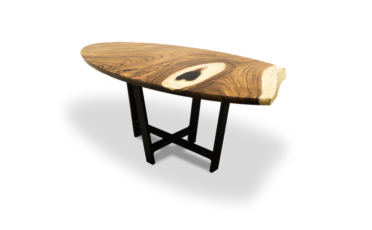 1671 Guanacaste Oval Dining Table