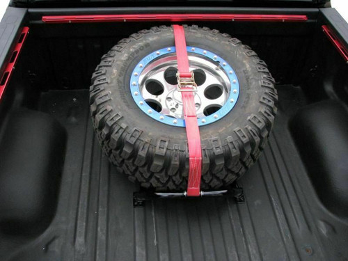 N-Fab Truck Bed Tyre Carrier