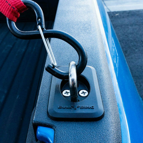Bull Ring Retractable Tie-Downs