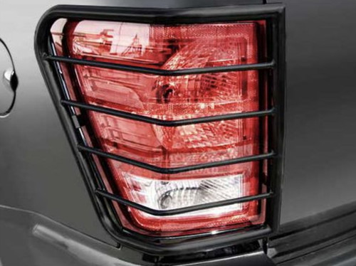 Black Horse Tail Guard Lights