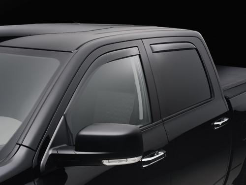 WeatherTech Window Side Deflectors