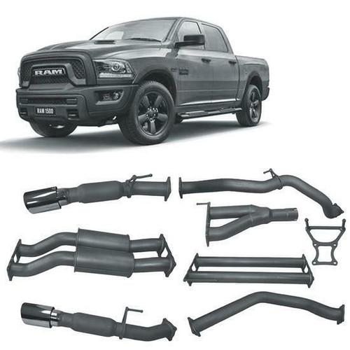 Upfitter Vector DS Sport Exhaust by Redback 4x4