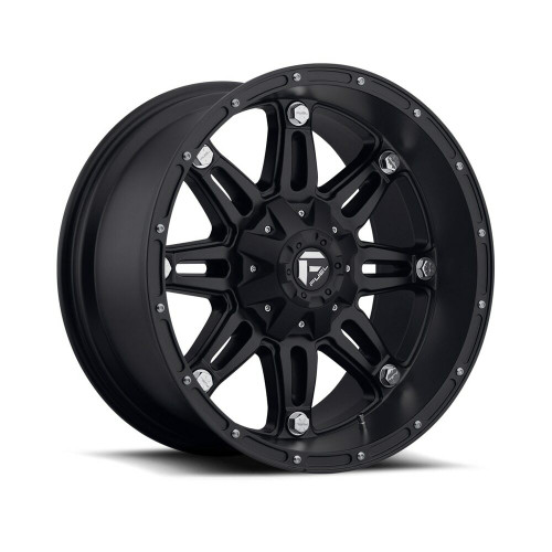 "Fuel Hostage 20"" Matte Black"
