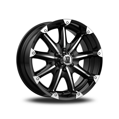 "XD Badlands 20"" Gloss Black Machined"