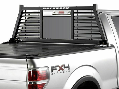Backrack Half Louvered Headache Rack