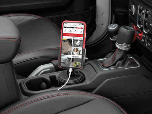 WeatherTech CupPhone Universal Portable Smartphone Holder