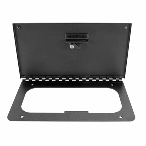 Tuffy Rear Seat Infloor Storage Compartment