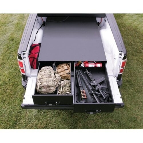 Tuffy Security Drawers - Heavy Duty Truck Bed