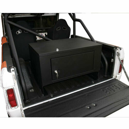 Tuff LockBox - Cargo Security