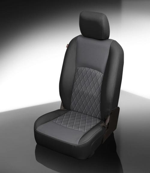 Katzkin leather seat covers - Diamond Accent