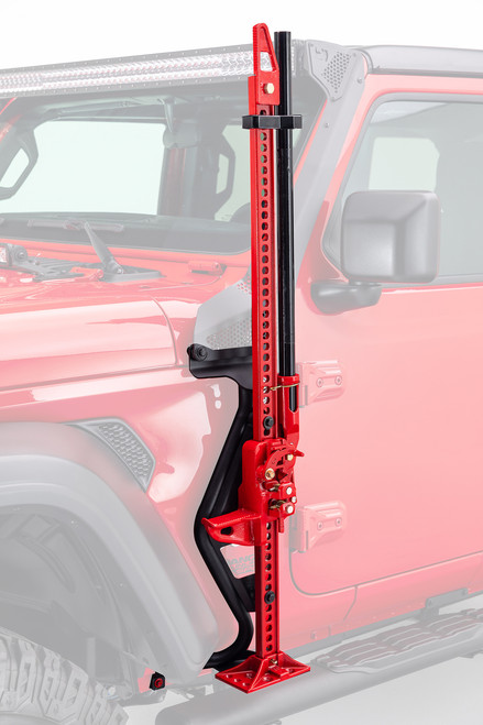 Go Rhino Front Drivers Side Exterior Jack Mount