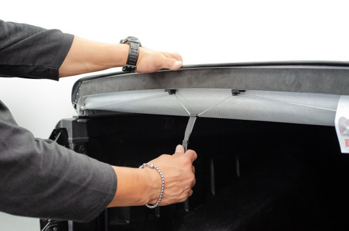 Big Country Soft Tonneau Cover Complete Kit
