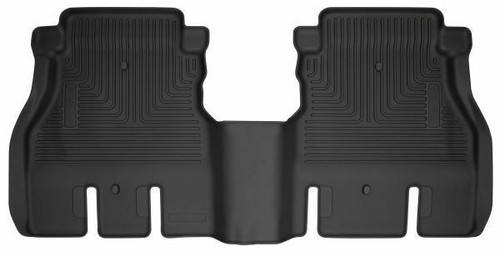 Husky WeatherBeater Rear Floor Liner