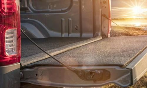 Husky Ultra Grip Truck Bed Mat & Built in Tailgate Mat