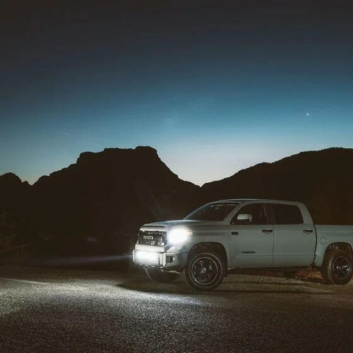 "Rigid SR-Series 20"" Dual Function SAE High Beam Driving Lights"