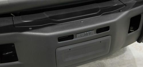 AEV Non-Winch Cover Plate