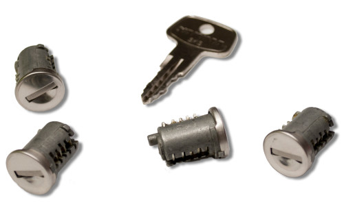 Yakima SKS Lock Cores - 4 Pack
