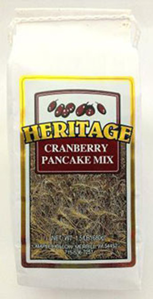 Pancake Mix - Cranberry