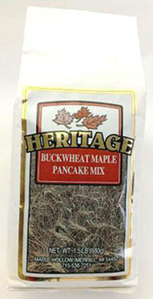Pancake Mix  - Buckwheat/Maple
